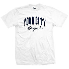 Custom Original Outlaw Shirt - Rep your City Personalized Text All Size & Colors
