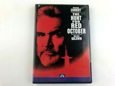 The Hunt for Red October DVD, Sean Connery, Alec Baldwin