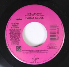 90'S/Pop 45 Paula Abdul - Spellbound / Blowing Kisses In The Wind On Virgin