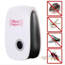 New Electronic Ultrasonic Anti Pest Bug Mosquito Cockroach Mouse Killer Repeller
