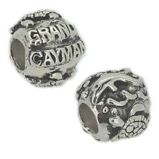 Sterling Silver Reller Grand Cayman Bead Charm 13286