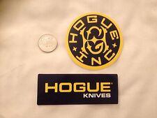 Hogue Inc, & Hogue Knives  Factory Decal/Stickers Set
