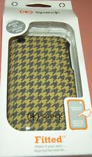 Speck Fitted Hard Shell case for iPhone 3G/3GS, Fabric covered designe