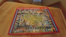 The United States Presidents Puzzle 1000 Piece Jigsaw White Mountain All pieces