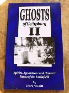 Ghosts of Gettysburg Vol II, Civil War Book, New