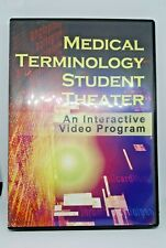 Medical Terminology Student Theater an Interactive Video Program 2 Discs