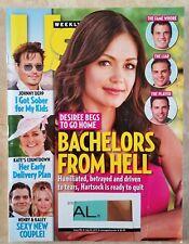 Desiree Hartsock Johnny Depp Kate Middleton Henry Cavill US Weekly Jul 15 2013
