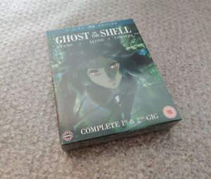 Ghost in the Shell: Stand Alone Complex Complete Series (Blu-ray)