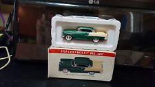 2001 Readers Digest Collectible 1955 GM Chevrolet, Bel Air Classic Model Car NIB