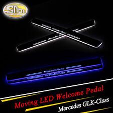 LED Sill Scuff Plate for Mercedes Benz E Class W211 2005-2008