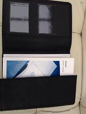 TOYOTA AVENSIS  OWNERS HANDBOOK MANUAL USER GUIDE BOOK & WALLET 2014 Shape