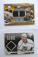 2012-13 Titanium GG-JC Jeff Carter  black game worn gear kings