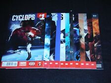 Cyclops (July 2014) # 1-12 complete; appearances by Groot & Captain Marvel