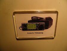 ICOM 706 MK2G FRIDGE MAGNET