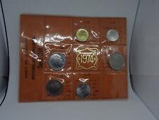 Divisionale 1974 Zecca – Monete Italia- Monete collezione