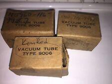 RCA Ken-Rad JAN 9006 NOS vacuum tube loc tu14