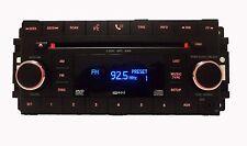 09 10 11 VW ROUTAN OEM Stereo AM FM Radio DVD 6 Disc Changer MP3 CD Player AUX