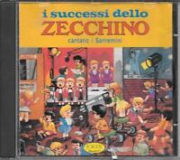 """I SANREMINI - RARO CD FUORI CATALOGO 1991 """" I SUCCESSI DELLO ZECCHINO """""""