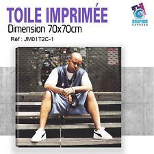 70x70cm - TOILE IMPRIMÉE TABLEAU  POSTER - JESSE MALIK FURIOUS 5 - JM01T2C-1