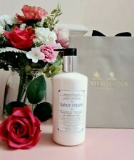 PENHALIGONS SAVOY STEAM perfume Body & Hand Lotion 300ml 🌸 BRAND NEW 🎁