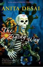 New, The Zigzag Way, Desai, Anita, Book