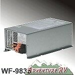 WFCO 35 Amp RV Camper Battery Power Converter Charger WF-9835 WF9835