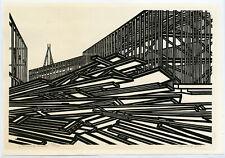Original Print-LANDSCAPE-ARCHITECTURE-Sok-1952