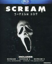 Scream 1-3 [New Blu-ray] Gift Set, Subtitled, Widescreen, Ac-3/Dolby Digital,