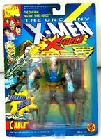 NEW MARVEL CABLE 1st Edition 1994 SEALED Figure X-MEN X-FORCE 94 USA SELLER