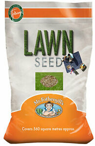 Premium Grass Seed With Rye Hard Wearing Lawn Garden Repair Patch Tough Loose