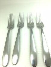 Oneida Stainless Silverware - TAYLOR Glossy - Dinner Forks (4)