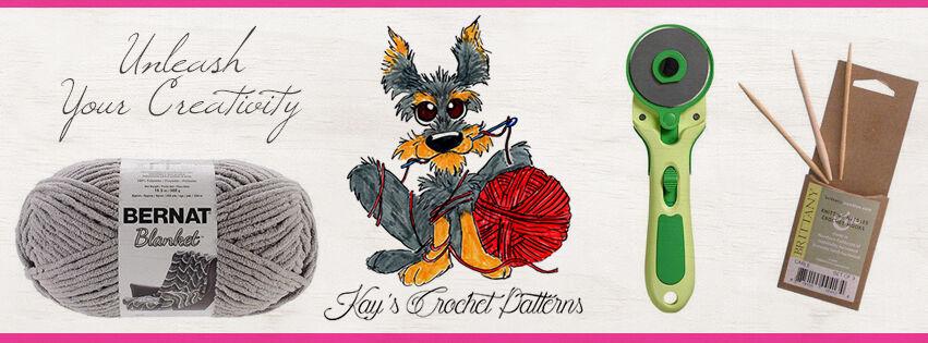 Kays Crochet Patterns Ebay Stores