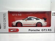 "MondoMotors 63098  R/C PORSCHE GT3 RS ""White"" - Radiocomandata - Scala 1:24"