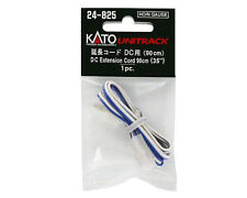 """NEW KATO N Scale : 24-825 UNITRACK DC Extension Cord 90cm (35"""") / AIRMAIL Only"""
