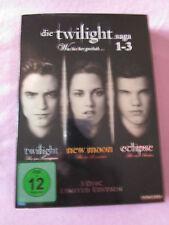Twilight Saga 3 - Disc Limited Edition DVD Robert Pattinson Kristen Stewart