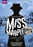 Miss Marple: The Complete Collection (9 Disc) DVD NEW
