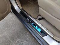 für Nissan Qashqai J11 Auto Zubehör Teile Einstiegsleisten Beschützer 2013-2019