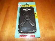 XTREME FOR SAMSUNG GALAXY S III PHONE CELLPHONE CASE BLACK COLOR G-Form NEW