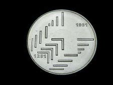 Schweiz-CH., 20 Franken, 1991 B, Eidgenossenschaft, Silber, orig. St.!