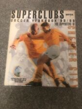 SUPERCLUBS SOCCER YEARBOOK 98/9.  CHESTER CITY FC