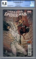 Amazing Spider-Man #7 Bill Sienkiewicz Totally Pop Culture Variant Silk  CGC 9.8