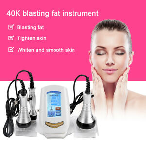 3-1 RF BIO  Cavitation Vacuum LED Photon Body Slim Weight Lose Machine GL