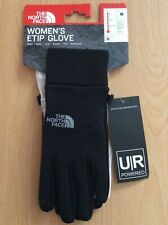 The North Face Womens Etip Gloves, Medium Black BNWT Bargain Beautiful And Warm