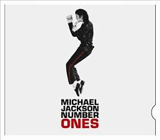 Number Ones by Michael Jackson (CD, Apr-2009, Sony Music Distribution (USA))