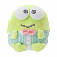 SANRIO KERO KERO KEROPPI PLUSH DOLL COIN PURSES BAG 252859N