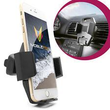 Auto KFZ Lüftung Handy Halterung Halter für Apple iPhone X 8 7 6 5 S C SE Plus