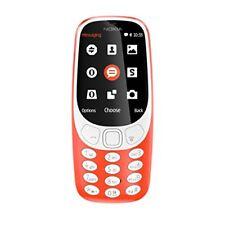 Telefono movil Nokia 3310 Warm red
