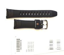 CASIO ORIGINAL WATCH BAND:  10299416   PAW-500 PRG-140 PRW-50  BLACK Resin BAND