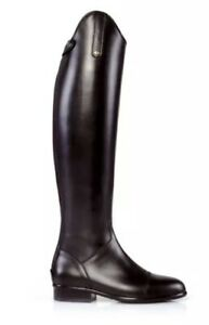New! Sergio Grasso Vincienza Long Calfskin Leather Zip Riding Boots- Sizes 36-42