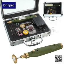 Adjustable Speed Mini Hand Grinder Electric Rotary Drill Polish Sanding Tool 18V
